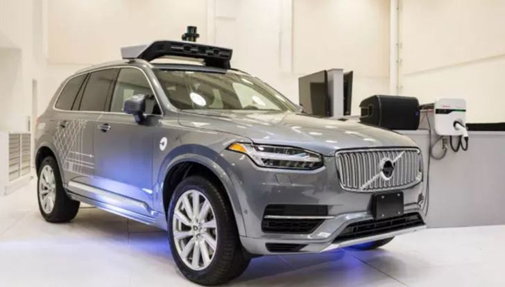 Amazing 3 Available Latest Self Driving Cars