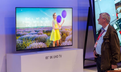 Is 8K the Future of TV Technology?