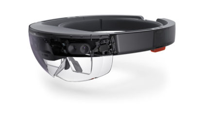 HoloLens, a Mega Project from Microsoft