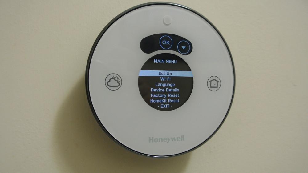 honey well. homekit devices